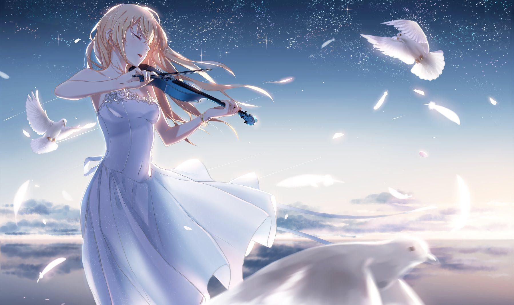 Most Emotional Music Collection Shigatsu Wa Kimi No Uso 四月
