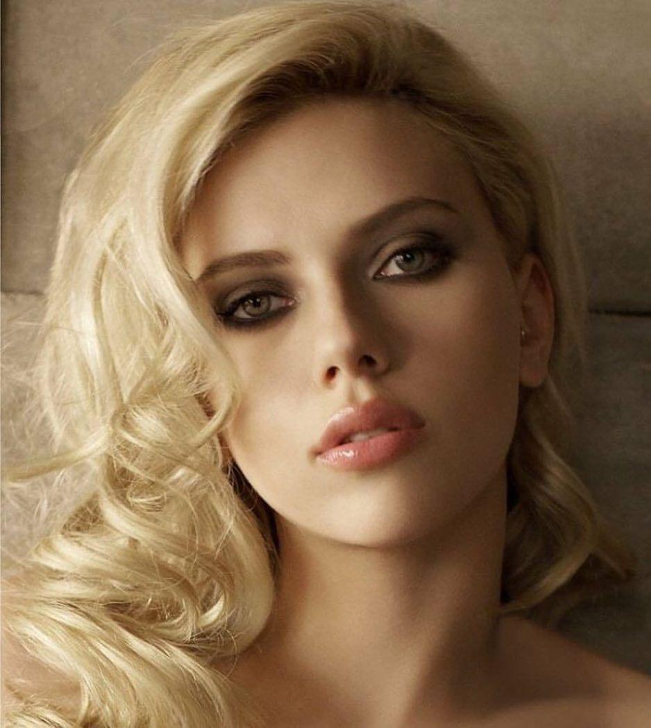 Instagram Scarlett Johansson nude photos 2019