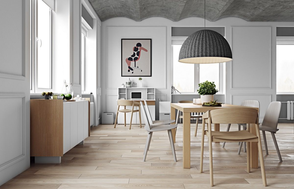 50 Strikingly Modern Dining Rooms That Inspire You To Entertain Prepossessing Dining Room Designs For Small Spaces Design Decoration