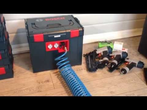 Bosch L Boxx 374 With Compressor 3 Youtube L Boxx And