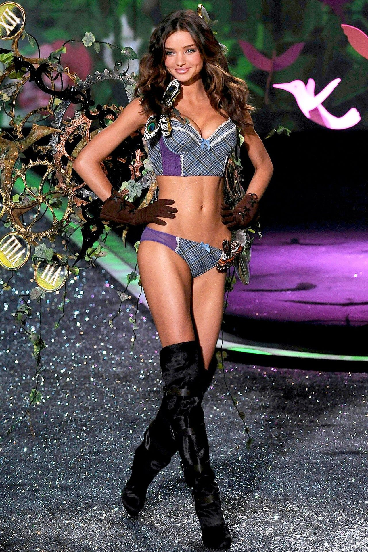 Miranda Kerr Not Leaving Victoria's Secret | Miranda kerr ...