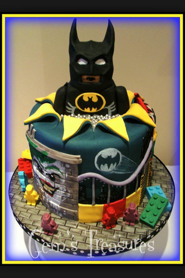 Lego Batman Cake Ideas Found On Web Search Jayson S 5th