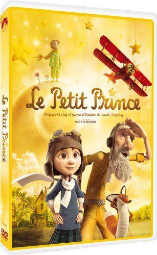 Le Petit Prince Le Cesar Du Meilleur Film D Animation De Mark Osborne Dvd Le Petit Prince Film Le Petit Prince Film D Animation