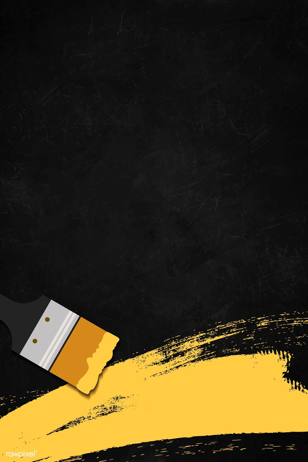 Download Great Yellow And Black Wallpaper Iphone for iPhone X Free