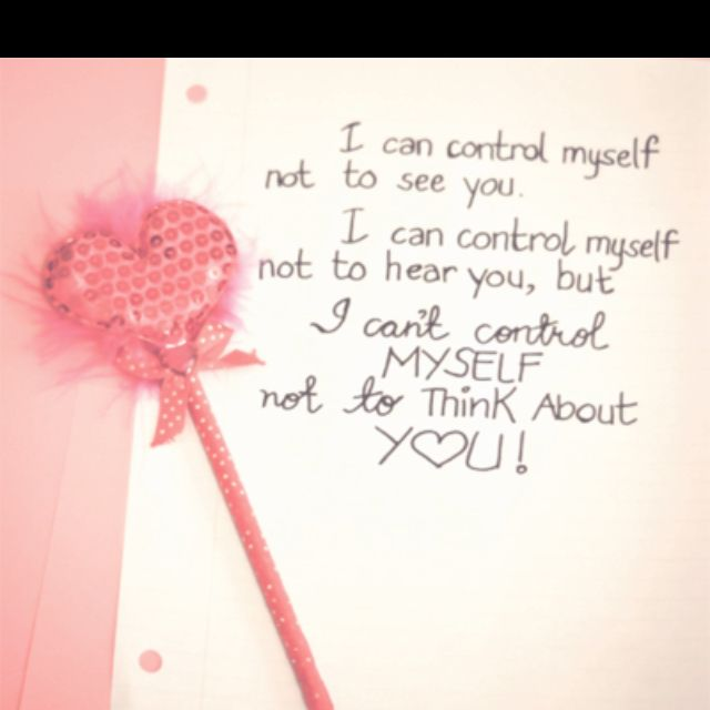 For you...S.M