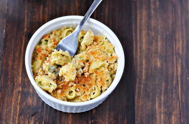 Green Chile Macaroni and Cheese by Cook Like a Champion, via Flickr
