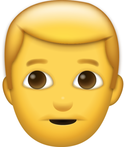Man Emoji Free Download Iphone Emojis Emoji Faces Emoji Emoticon