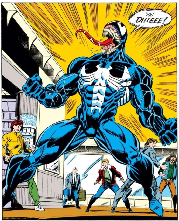 Remembrance Of Comics Past Maximum Carnage Superhelden Held Fantasie