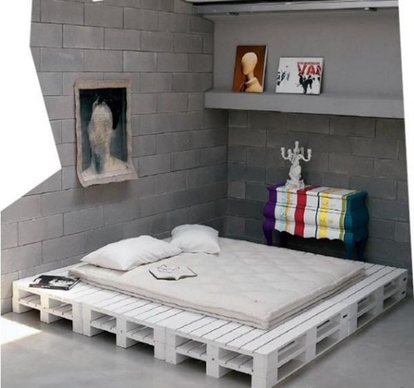 Häufig Palette Europe - 39 idées pour en fabriquer des meubles! | Palette  XF43