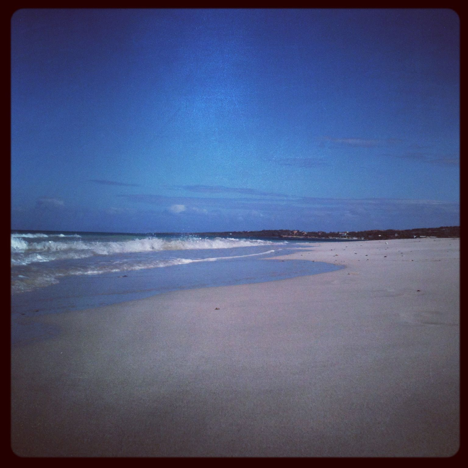 Pasqua 2013 - Spiaggia deserta ;)