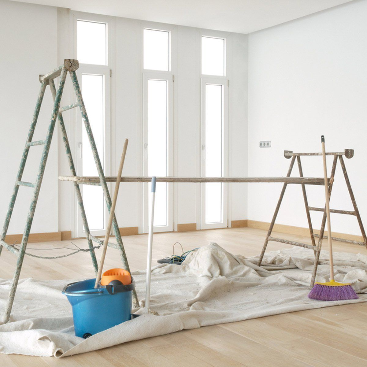 Follow These Ten Steps To Help Ensure That Your Interior Paint Prep Job