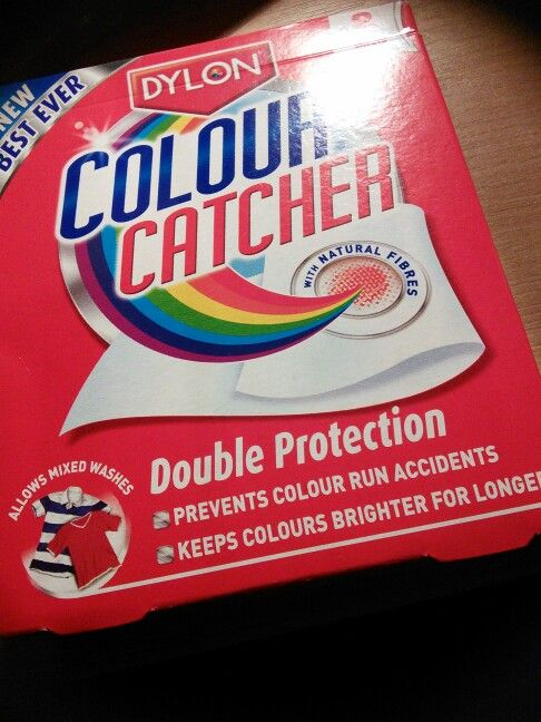Colour catchers are life savers when you dont have enough clothes to make up a full load of either lights or darks! Thankyou poundland!
