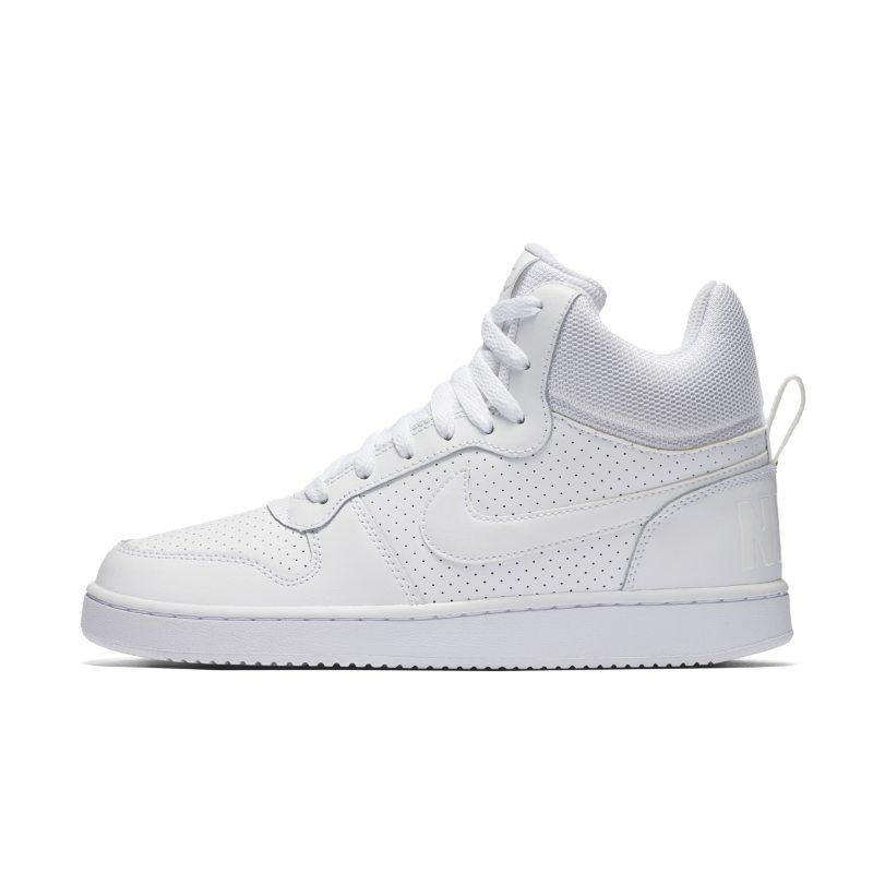 online store 94655 80b09 Nike Court Borough Mid Women s Shoe - White Basket Nike, Sneaker Release,  Shoes Sneakers