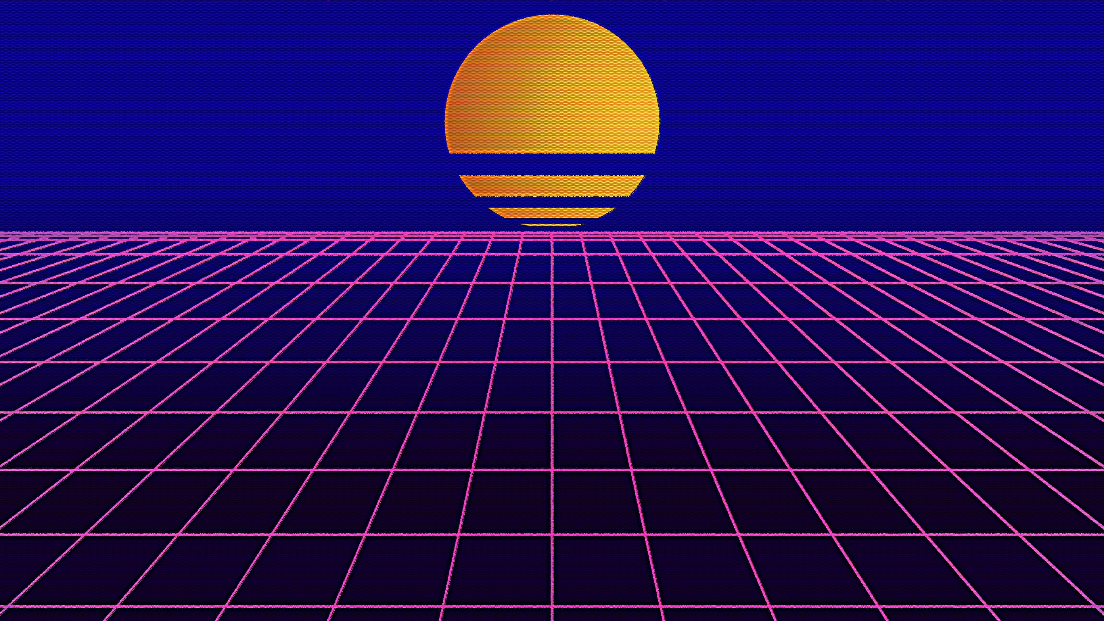 Vaporwave Sunset 3840x2160   Vaporwave, Background, Desktop background images