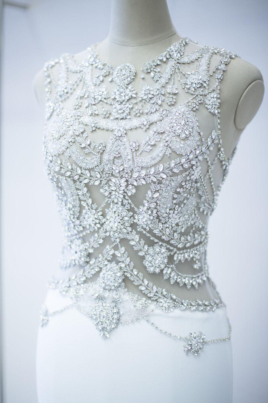 Pronovias 2018: la collezione sposa in anteprima | Vestido de ...