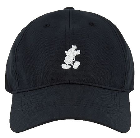 Custom Baseball Cap White and Pink Mouse Embroidery Casual Hats for Men /& Women