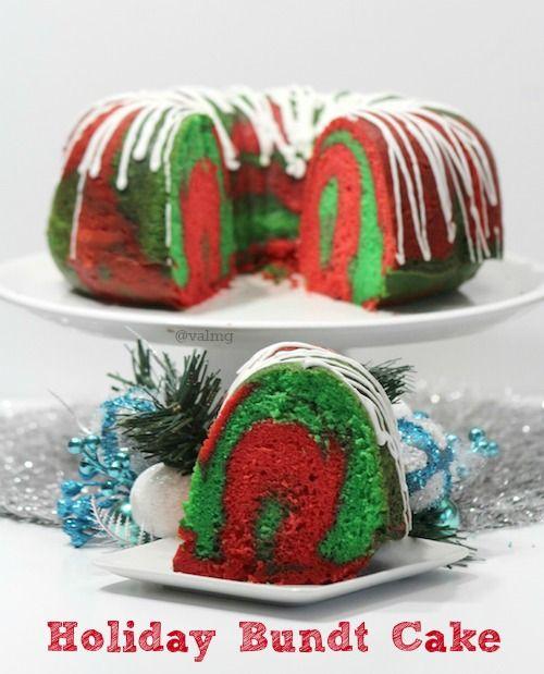 Holiday Bundt Cake Recipe