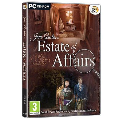 Jane Austens Estate of Affairs Hidden Object PC Game - New https://t.co/YFqeHyluUP https://t.co/FhrGfcIqiU