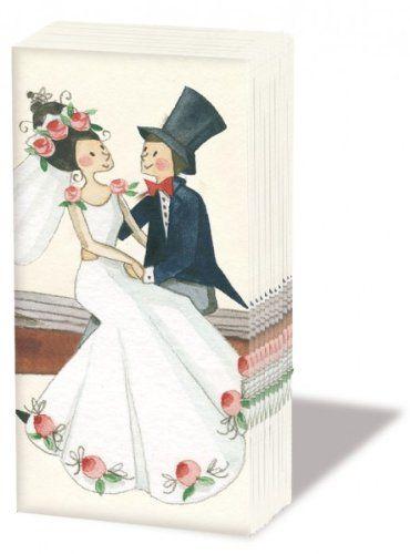 Taschentücher Hochzeit Wedding Taschentücher