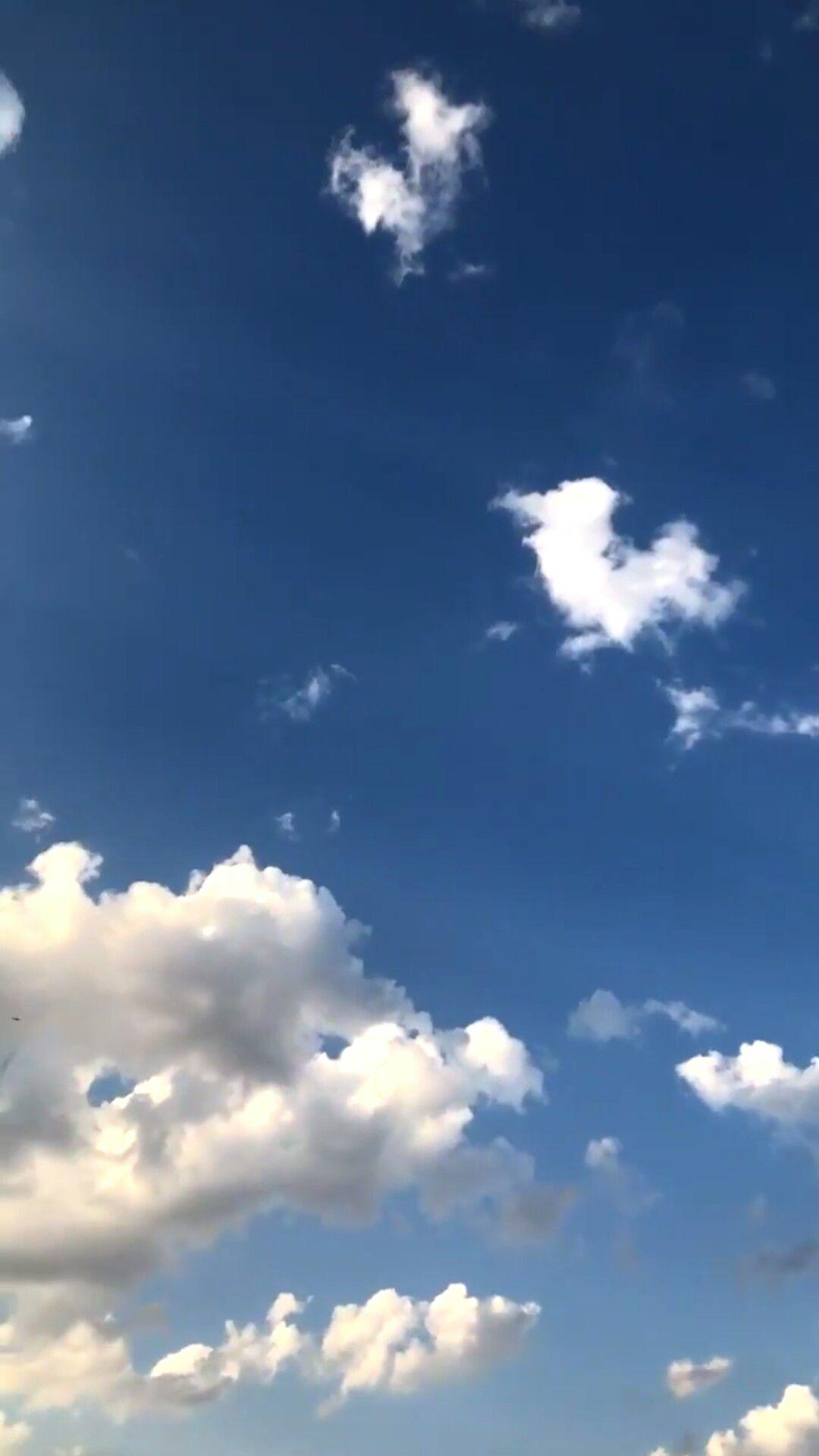 ح ب تأمل السماء وهي مليانة غ يوم Clouds Outdoor