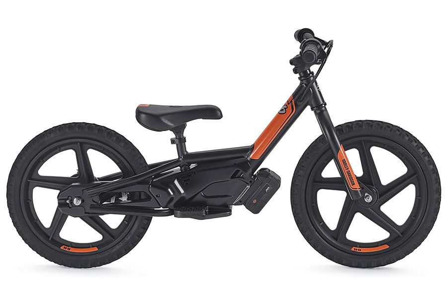 HarleyDavidson's Electric Balance Bike is for Future