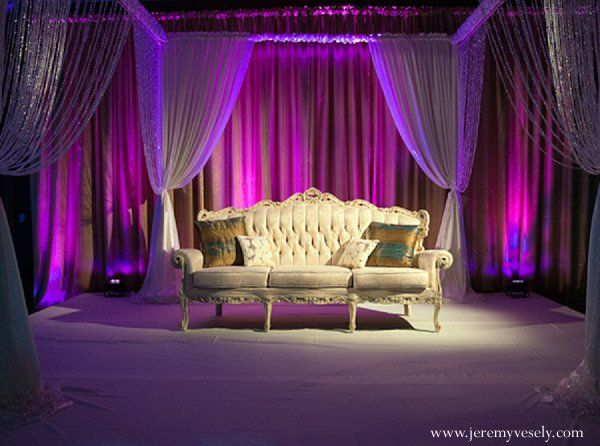 Indian Wedding Reception Stage Http Maharaniweddings Gallery Photo