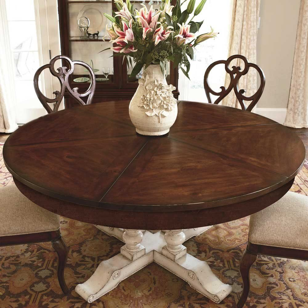 Hekman 60 78 Table Fine Furniture Design Harbor Springs