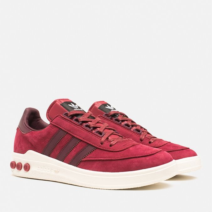 Мужские кроссовки adidas Originals x Barbour Columbia Collegiate Burgundy/ Maroon B41173