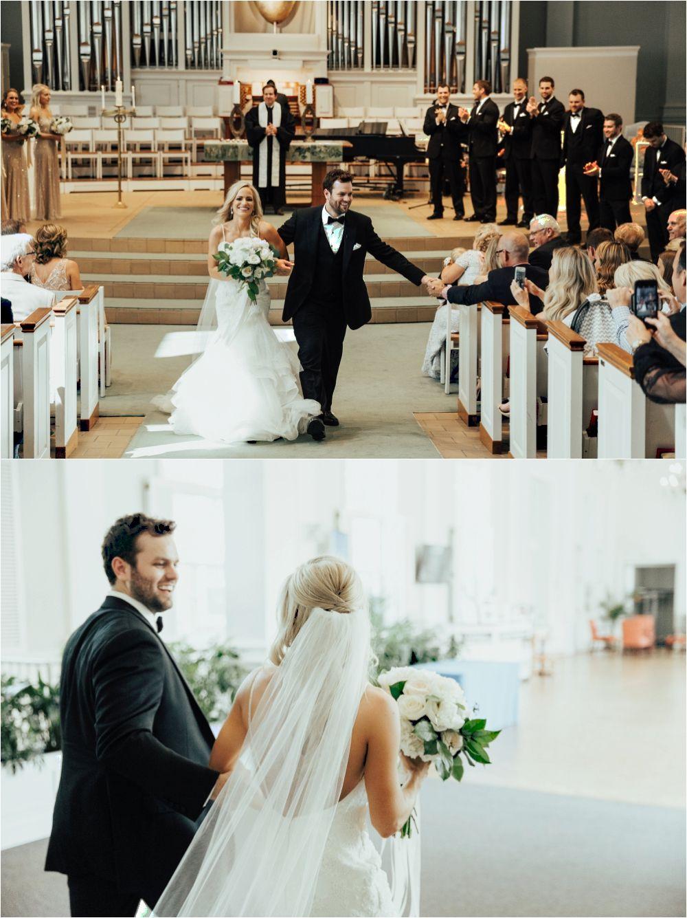 Clic Lake Minnetonka Wedding Lafayette Club Wayzata Community Church White Green And Gold