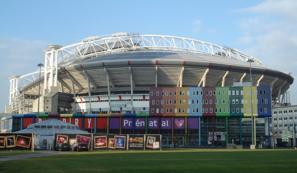 Amsterdam Arena Belanda Amsterdam Tourist Amsterdam City Centre Amsterdam City