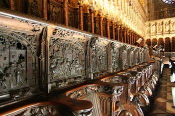 Toledo Cathedral Toledo Spain Toledo Cathedral Cathedral Toledo