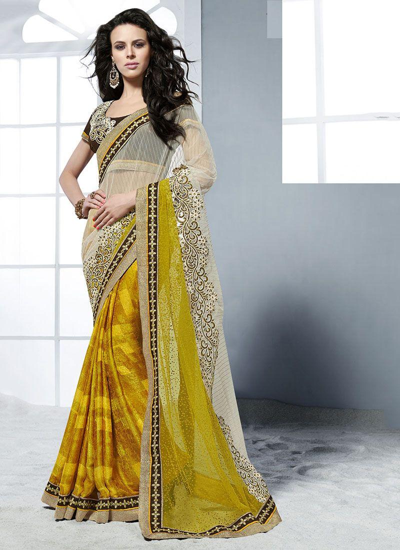 Yellow cotton saree for wedding link eedahfashionsareesucatalogsuded price
