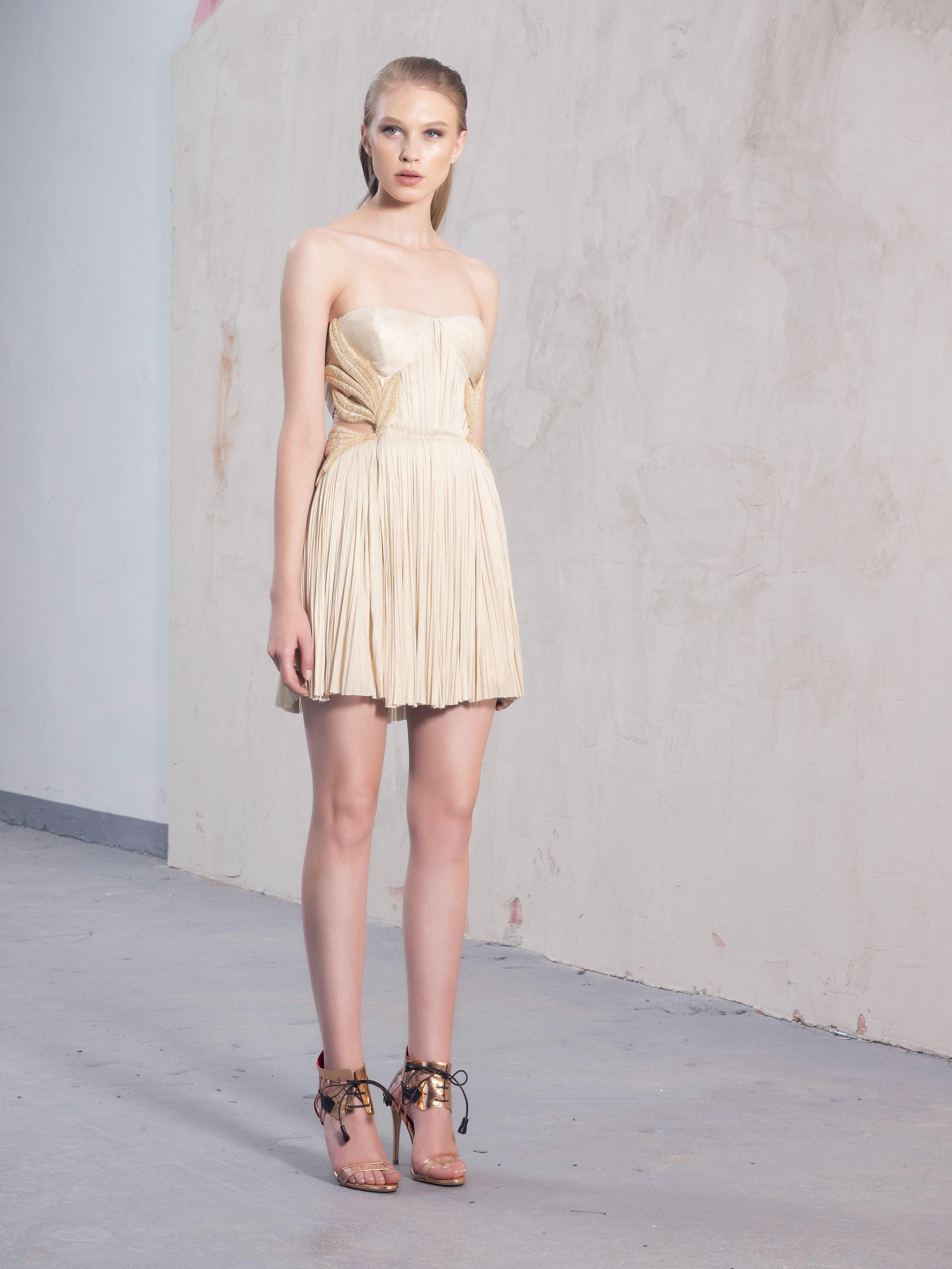 Tahlia Dress MLHMaria Lucia Hohan romanian fashion designer