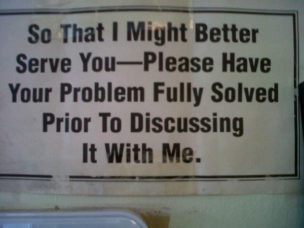 Best Sign To Put On Your Office Door Cubicle Or Desk But Make