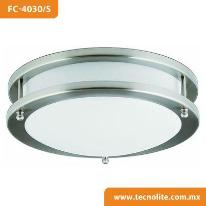 Luminaria fc 4030 s con detalles satinados y fabricada for Home disena y decora tu hogar