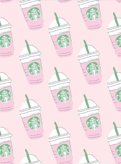 Imagen De Wallpaper Starbucks And Background Starbucks Wallpaper We Heart It Wallpaper Cute Wallpapers For Ipad