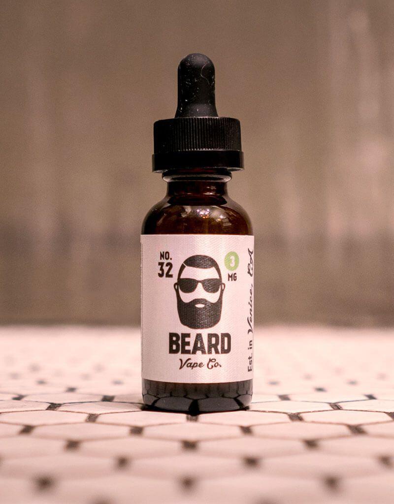 Beard Vape Co Cinnamon Funnel Cake 32 eLiquid #VapeStoreWorldwide #ecig #ecigarette #ELiquid #vaporizer