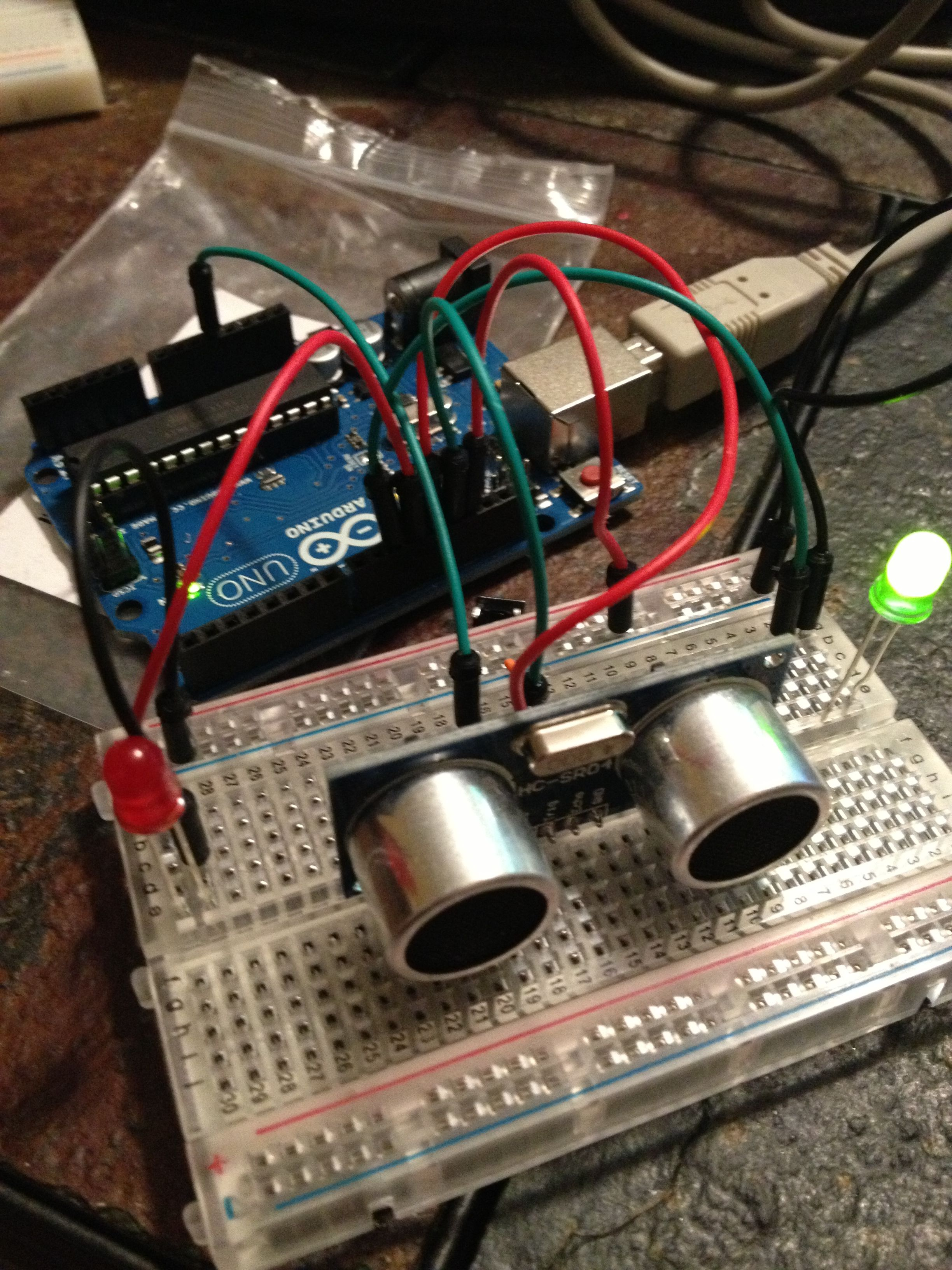 Arduino And Radar Experiments And Programming