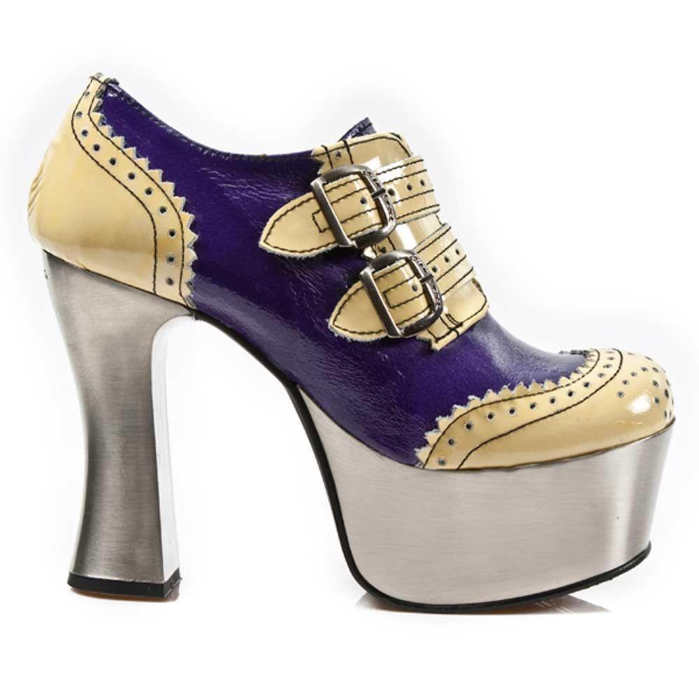 Heels and Platforms | Heels, Fashion shoes, Alternative ...