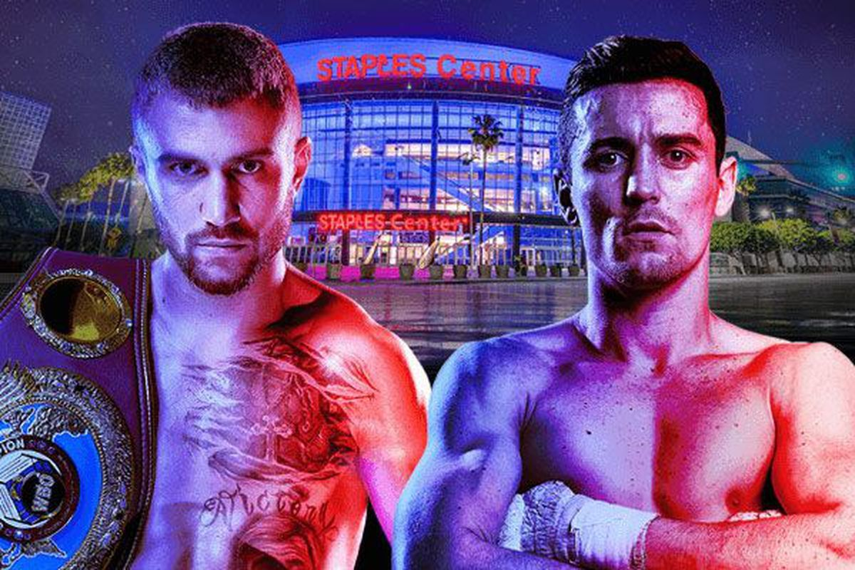Live Boxing Streaming Lomachenko Vasyl Vs Crolla Anthony Live In Los Angeles Tonight How T Anthony Boxing Live Live In The Now