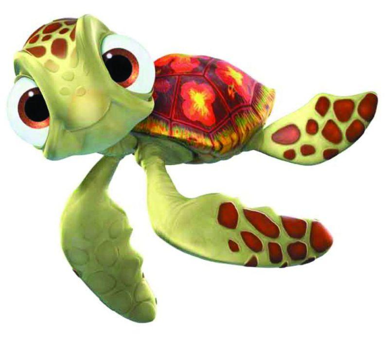 Findet Nemo Schildkröte