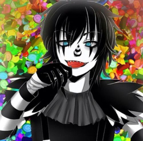 laughing jack and creepypasta image laughing jack