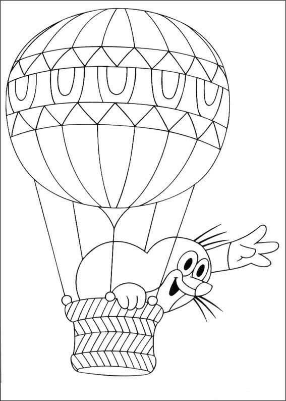 Dibujos Para Colorear Krtek El Topito 2 Dibujos Para Colorear Para