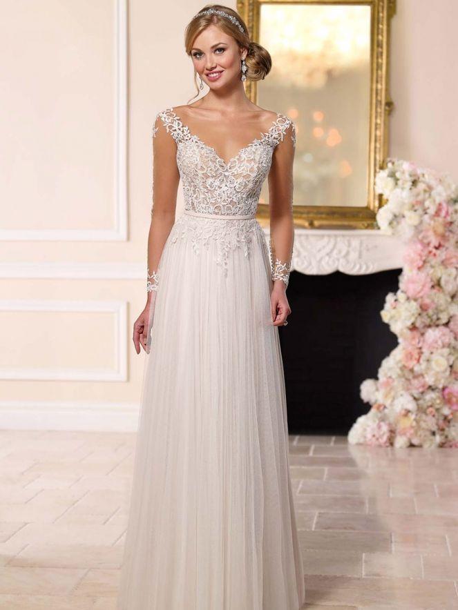 Suknia ślubna Stella York 6224 Wedding Pinte