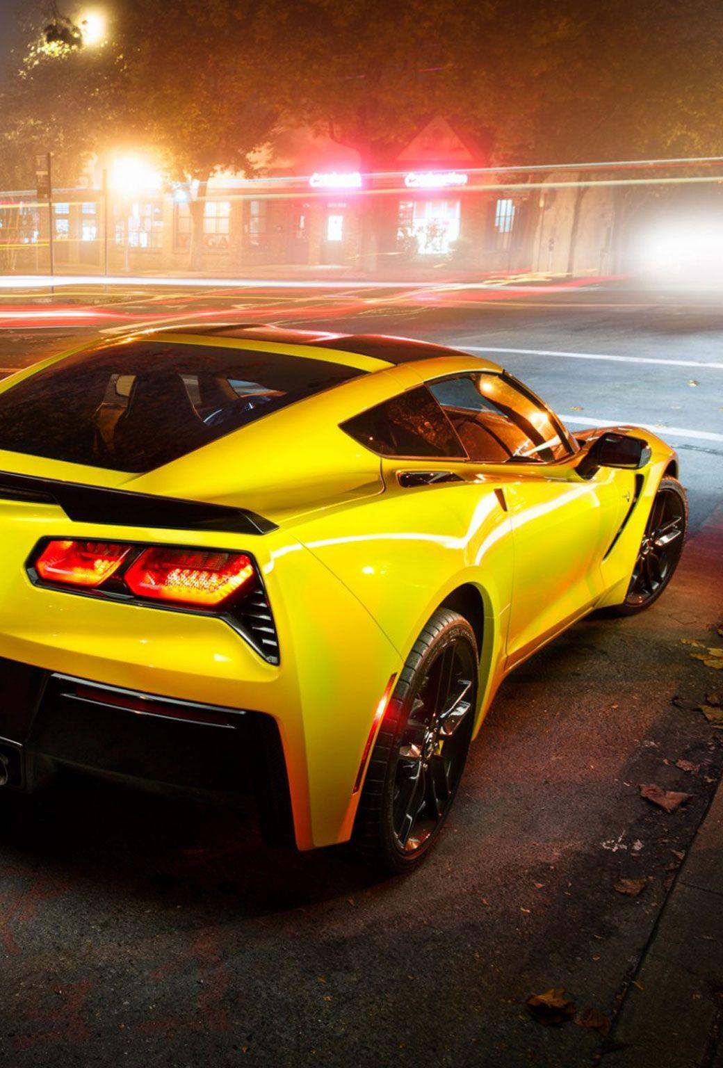 Corvette, Chevrolet corvette