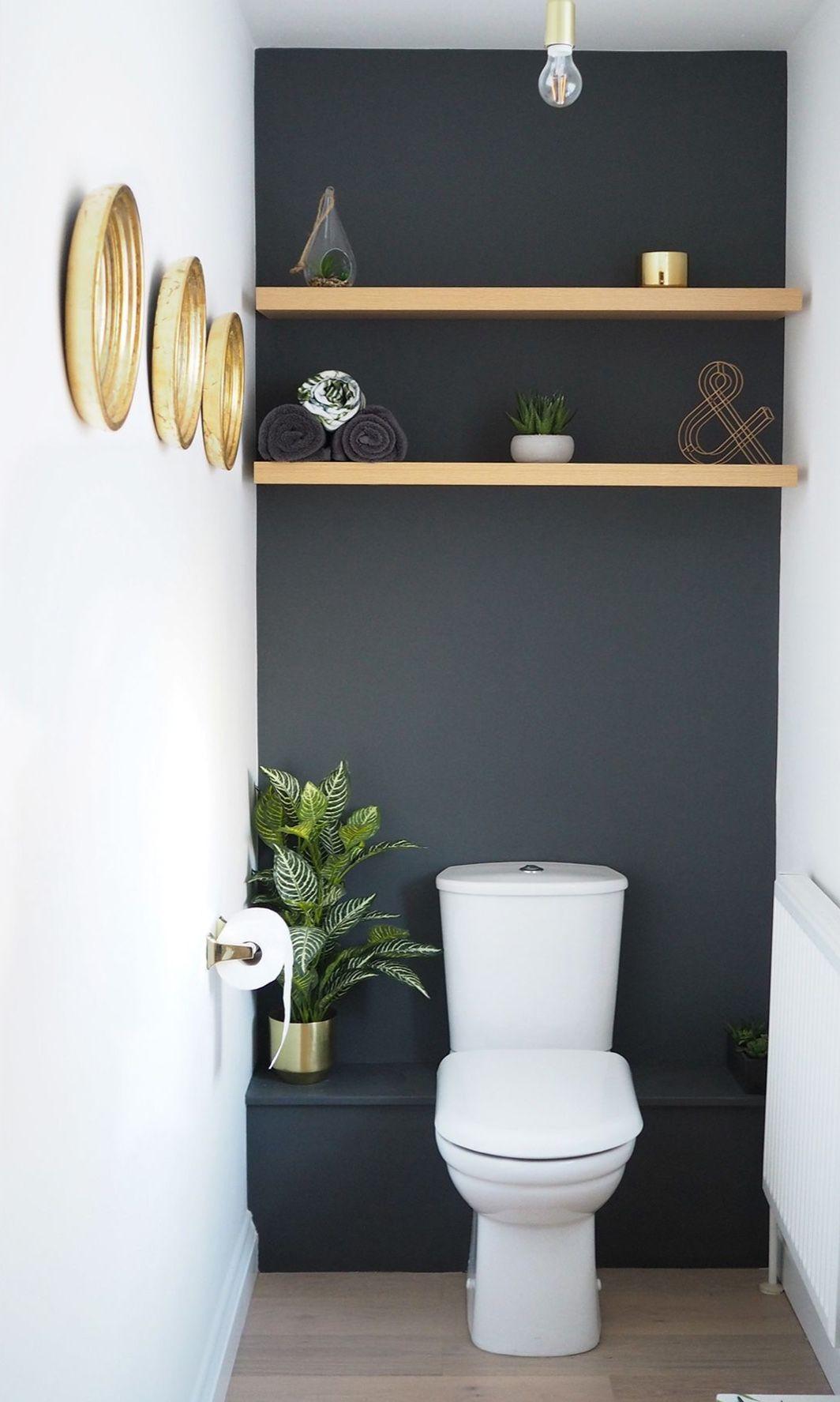 Pin Van Desirae Schoer Op Bathing Stuff Badkamerdecoratie Toilet Decoratie Badkamer Beneden
