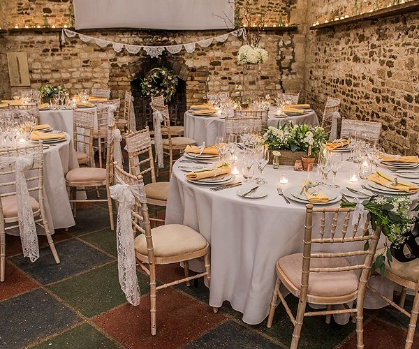 Pentney Abbey Wedding Venue In Norfolk Anglia