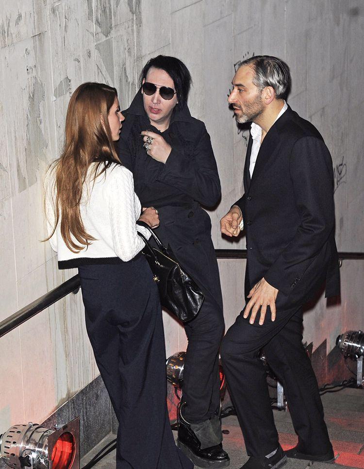 Lana Del Rey And Marilyn Manson Lana Del Rey Rey Lana