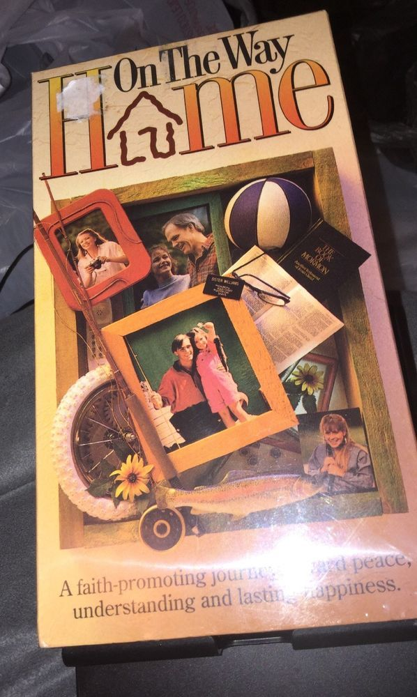 On The Way Home ( VHS 1992 ) Drama Sealed New Faith