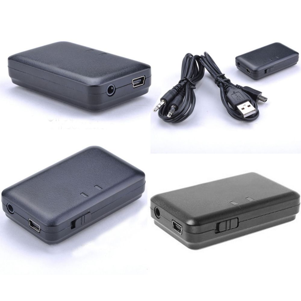 Click To Buy 35mm Bluetooth Wireless A2dp Stereo Audio Hifi Music Receiver Adapter Strereo Dongle